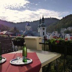 Spa Hotel Schlosspark балкон