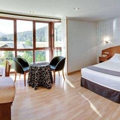 Отель Villa Pasiega Испания, Лианьо - отзывы, цены и фото номеров - забронировать отель Villa Pasiega онлайн комната для гостей фото 3