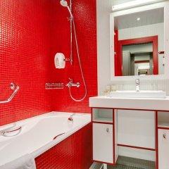 Ред Старз Отель 4* Стандартный номер с двуспальной кроватью фото 13