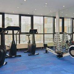 Отель Leonardo Frankfurt City South фитнесс-зал фото 4