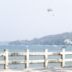 Baan Kamala Fantasea Hotel пляж фото 2