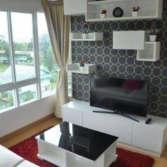 Отель Rawi Warin Resort and Spa в номере