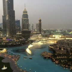 Отель Ultimate Stay 4BR Burj Khalifa view бассейн фото 2