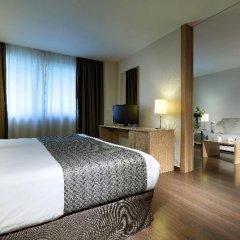 Отель Eurostars Lucentum 4* Стандартный номер с различными типами кроватей фото 3