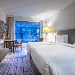 Отель Radisson Blu Hotel Zurich Airport Швейцария, Цюрих - 1 отзыв об отеле, цены и фото номеров - забронировать отель Radisson Blu Hotel Zurich Airport онлайн комната для гостей фото 4