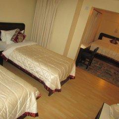 Отель The Sacred Valley Home Непал, Катманду - отзывы, цены и фото номеров - забронировать отель The Sacred Valley Home онлайн комната для гостей фото 3