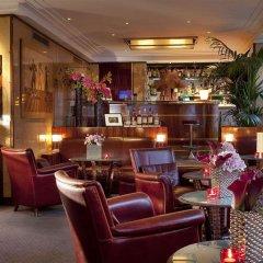 Отель Hôtel Lenox Saint Germain гостиничный бар
