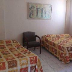 Отель Dos Mares Мексика, Кабо-Сан-Лукас - отзывы, цены и фото номеров - забронировать отель Dos Mares онлайн комната для гостей фото 2