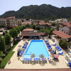 Private Hotel бассейн