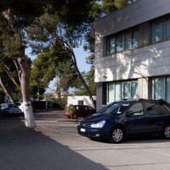 Отель Daniya Alicante парковка