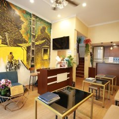 Отель H&H Hostel Вьетнам, Ханой - отзывы, цены и фото номеров - забронировать отель H&H Hostel онлайн интерьер отеля фото 2