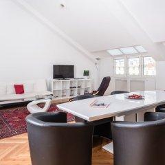 Апартаменты Duschel Apartments City Center Вена помещение для мероприятий фото 2