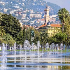 Отель Novotel Nice Centre Франция, Ницца - 2 отзыва об отеле, цены и фото номеров - забронировать отель Novotel Nice Centre онлайн фото 5