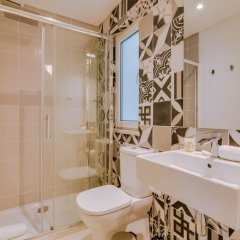 Отель São Bento by Lisbon Inside Out ванная