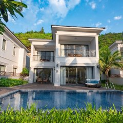 Отель Vinpearl Resort Nha Trang бассейн фото 2