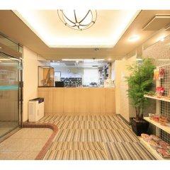 Отель Capsule and Sauna New Century Япония, Токио - отзывы, цены и фото номеров - забронировать отель Capsule and Sauna New Century онлайн интерьер отеля фото 3