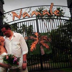 Отель Namale The Fiji Islands Resort & Spa Савусаву помещение для мероприятий