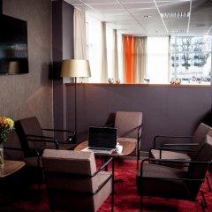 Отель First Hotel River C Швеция, Карлстад - отзывы, цены и фото номеров - забронировать отель First Hotel River C онлайн интерьер отеля
