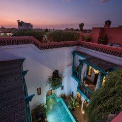 Отель Riad Farnatchi Марокко, Марракеш - отзывы, цены и фото номеров - забронировать отель Riad Farnatchi онлайн балкон