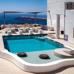 Отель Kasimatis Suites Греция, Остров Санторини - отзывы, цены и фото номеров - забронировать отель Kasimatis Suites онлайн бассейн фото 3