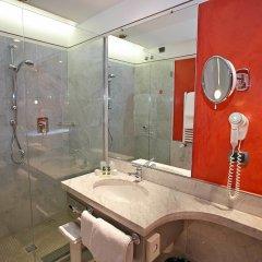 Отель Vicenza Tiepolo Италия, Виченца - отзывы, цены и фото номеров - забронировать отель Vicenza Tiepolo онлайн ванная фото 2