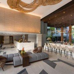 Отель The Nature Phuket гостиничный бар