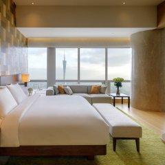 Отель Park Hyatt Guangzhou комната для гостей фото 4