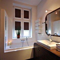 Апартаменты Sunrise Apartments Сопот ванная