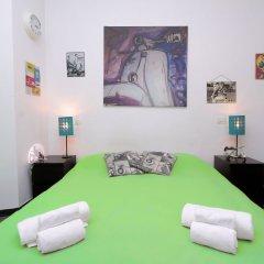Отель Mok'house-b&b Рим комната для гостей