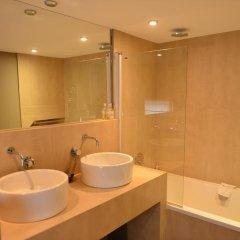 Отель Villa Woluwe Бельгия, Брюссель - отзывы, цены и фото номеров - забронировать отель Villa Woluwe онлайн ванная фото 2