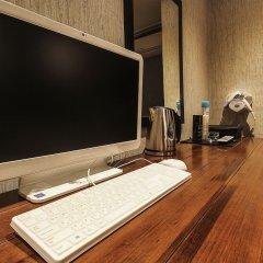 Отель Blanc Hotel Gangnam Южная Корея, Сеул - отзывы, цены и фото номеров - забронировать отель Blanc Hotel Gangnam онлайн интерьер отеля фото 2