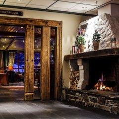 Отель Hunderfossen Hotell & Resort интерьер отеля