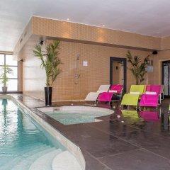 Отель Eden Hôtel & Spa Cannes Франция, Канны - отзывы, цены и фото номеров - забронировать отель Eden Hôtel & Spa Cannes онлайн бассейн