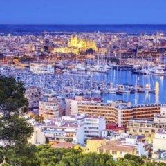 Отель in Palma de Mallorca - 105075 by MO Rentals Испания, Пальма-де-Майорка - отзывы, цены и фото номеров - забронировать отель in Palma de Mallorca - 105075 by MO Rentals онлайн пляж фото 4