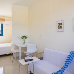 Отель Flouressia Gardens Протарас комната для гостей фото 5