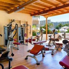 Отель Best Tenerife фитнесс-зал фото 3