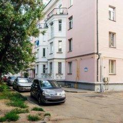 Отель Vip kvartira Leningradskaya 1 3 5 Минск парковка