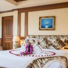 Отель Tiger Inn сейф в номере