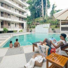 Отель Pause Kathu Кату бассейн