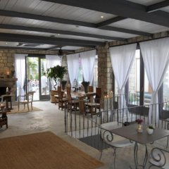 Отель Ala Baykus Otel Чешме гостиничный бар