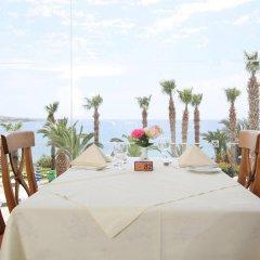 Ascos Coral Beach Hotel питание фото 2