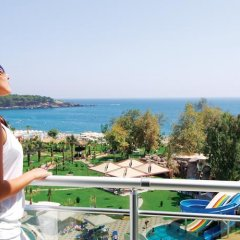 Lycus Beach Hotel балкон