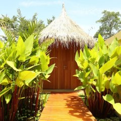 Отель ChiCChiLL @ Eravana, eco-chic pool-villa, Pattaya балкон
