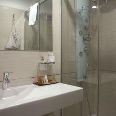 Отель ASPROMONTE Милан ванная