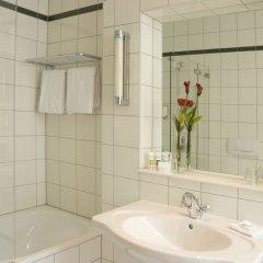Отель Grand Hotel Mercure Biedermeier Wien Австрия, Вена - 4 отзыва об отеле, цены и фото номеров - забронировать отель Grand Hotel Mercure Biedermeier Wien онлайн ванная