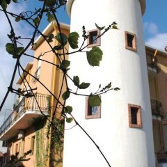 Отель Villa Olimpo Le Torri Агридженто развлечения