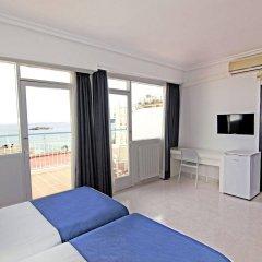 Hotel Central Playa балкон