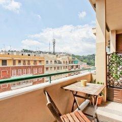 Отель Rent Rooms Filomena & Francesca Италия, Рим - отзывы, цены и фото номеров - забронировать отель Rent Rooms Filomena & Francesca онлайн балкон