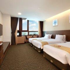 Отель Skypark Kingstown Dongdaemun Южная Корея, Сеул - отзывы, цены и фото номеров - забронировать отель Skypark Kingstown Dongdaemun онлайн сейф в номере