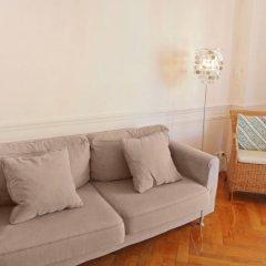 Отель Michel Ange Ницца комната для гостей фото 5